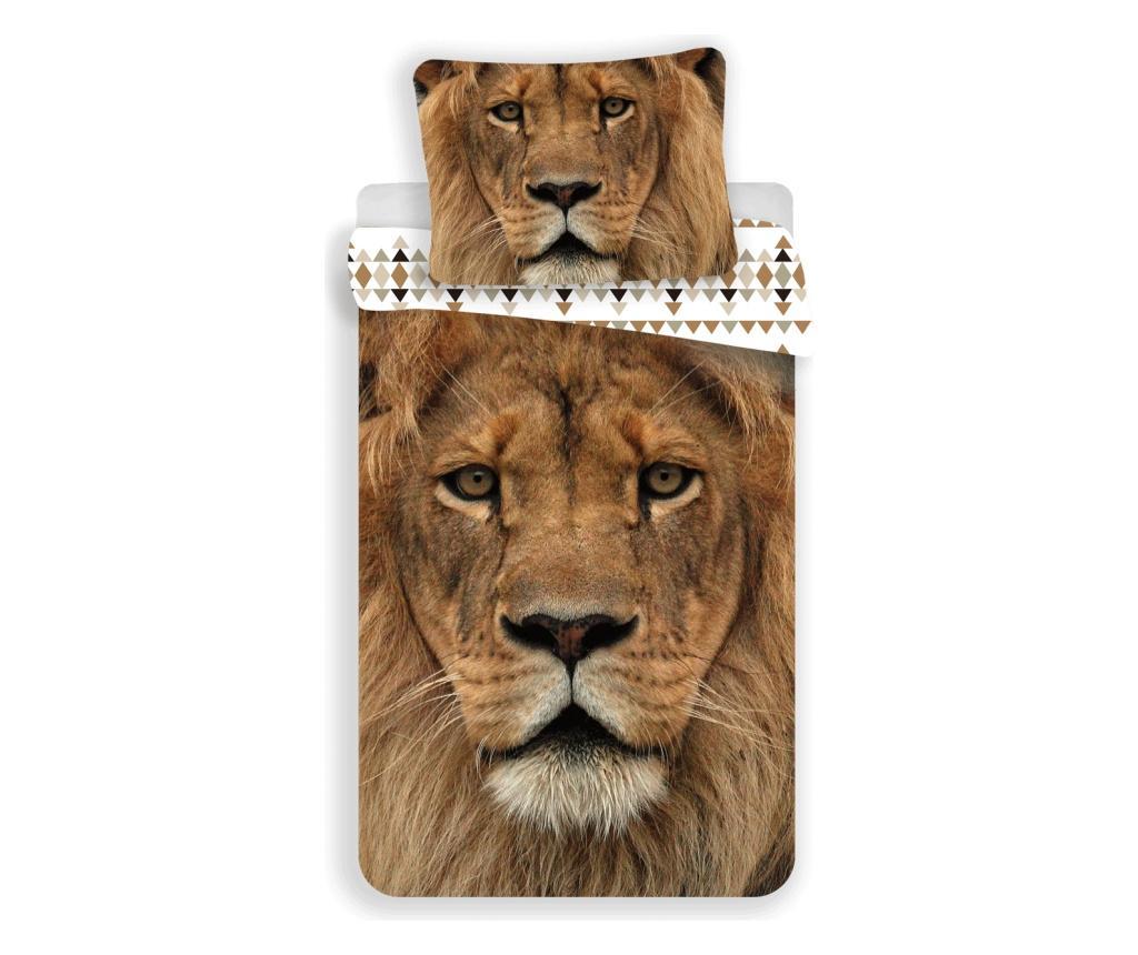 Set de pat Single Ranforce Lion King imagine