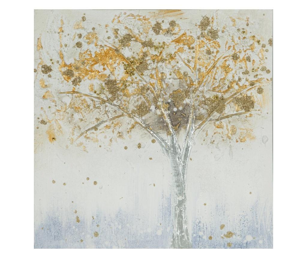 Tablou Spring tree 40x40 cm
