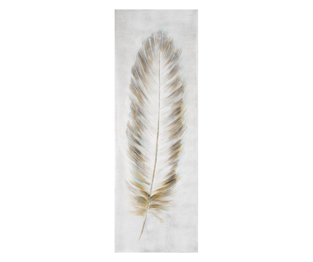 Tablou Feather 30x90 cm imagine