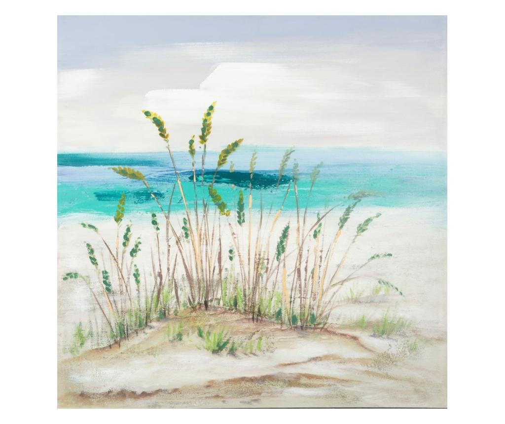 Tablou Beach 80x80 cm imagine