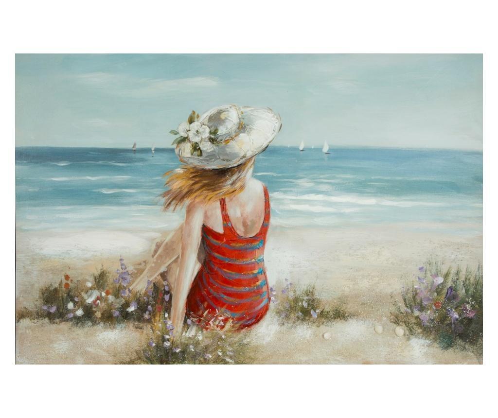 Tablou Weekend by the Sea 80x120 cm