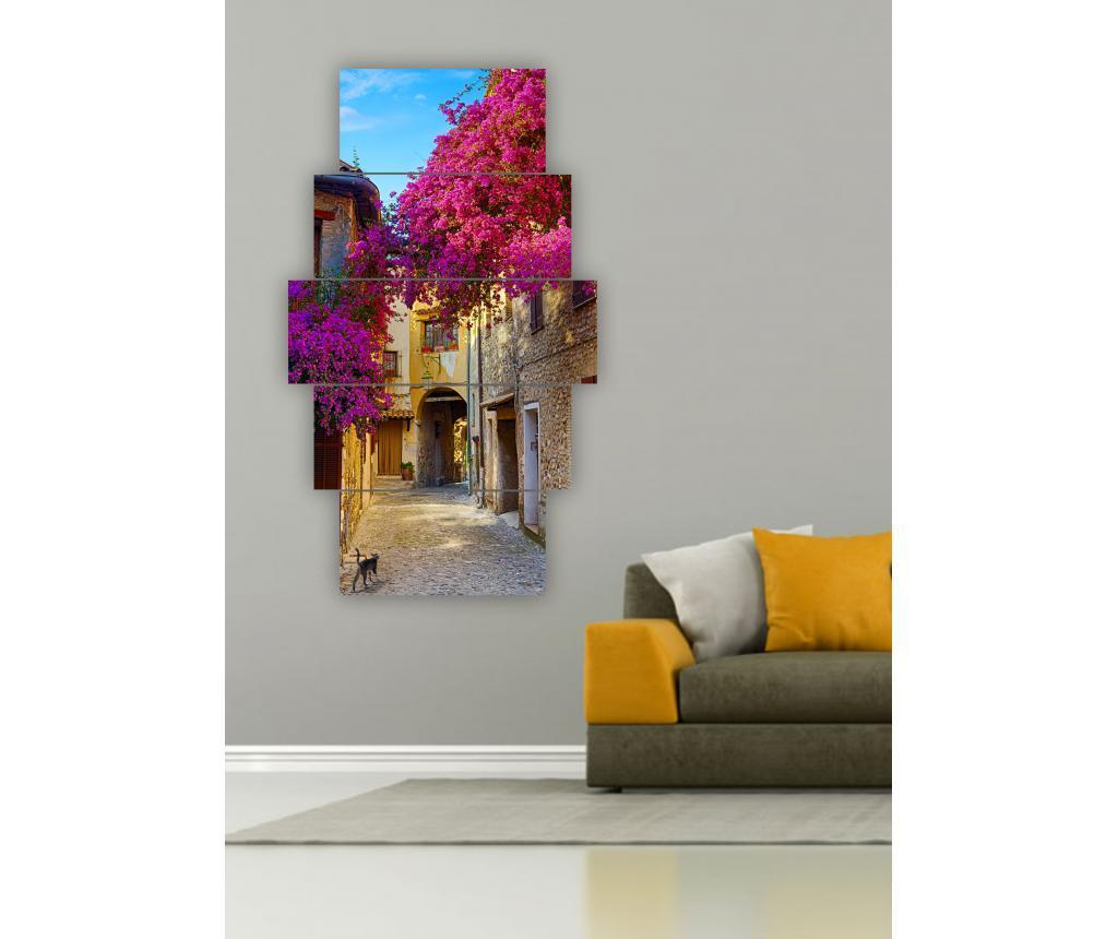 Set 5 tablouri Rubia - Carsberg, Multicolor imagine