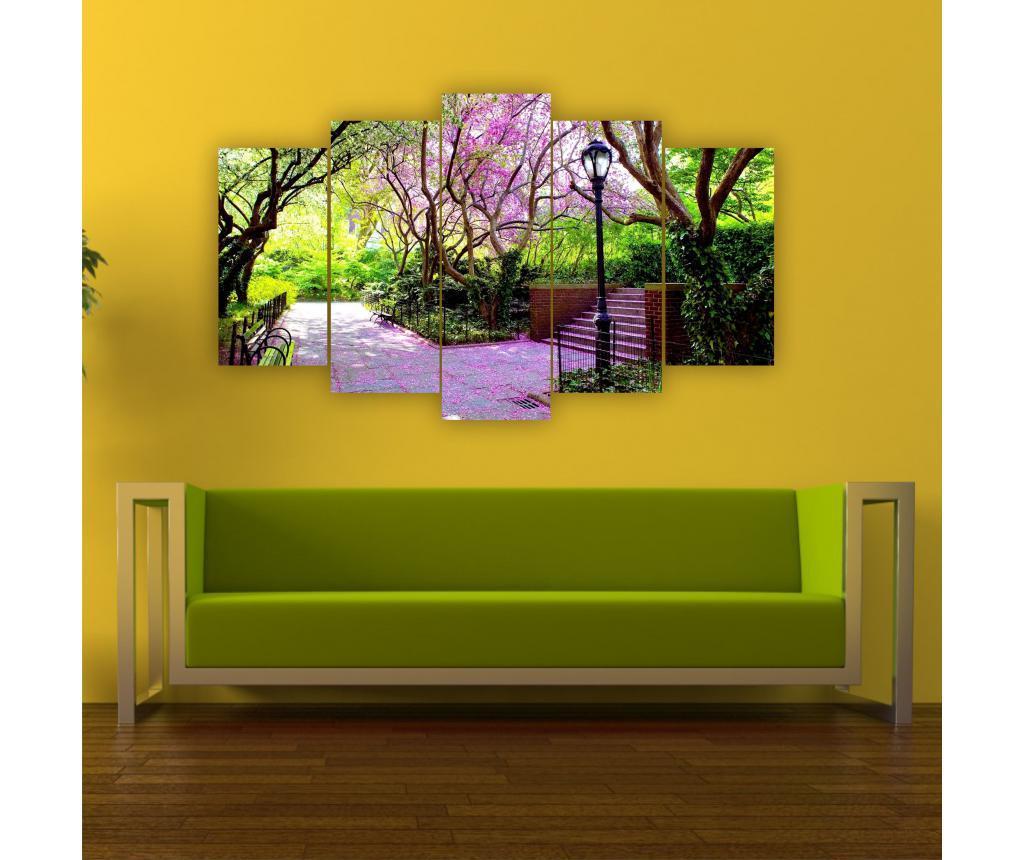 Set 5 tablouri Dyana