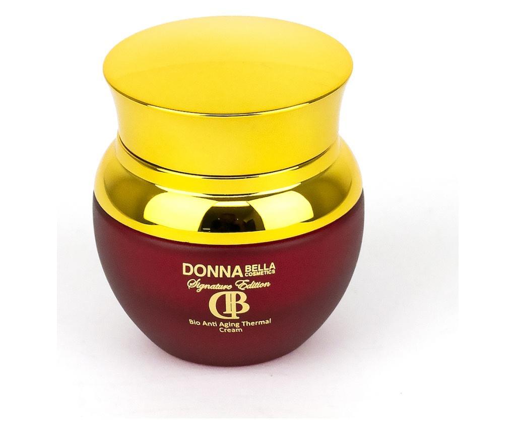 Crema de fata cu efect termic Donna Bella Bio Antiage 50 ml