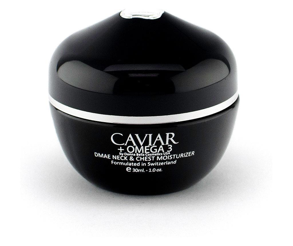 Crema hidratanta pentru gat si piept Donna Bella Caviar 30 ml