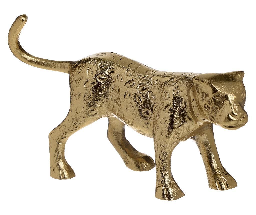 Decoratiune Leopard - inart, Galben & Auriu poza