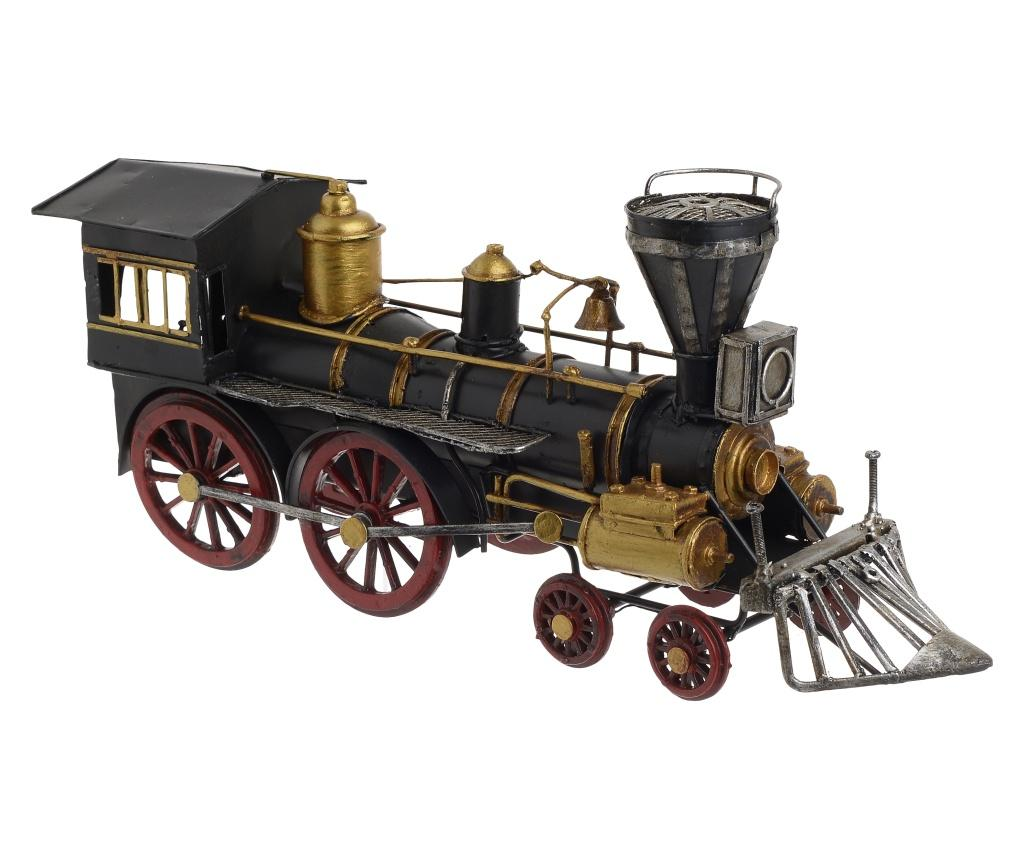 Decoratiune Locomotive - inart, Galben & Auriu
