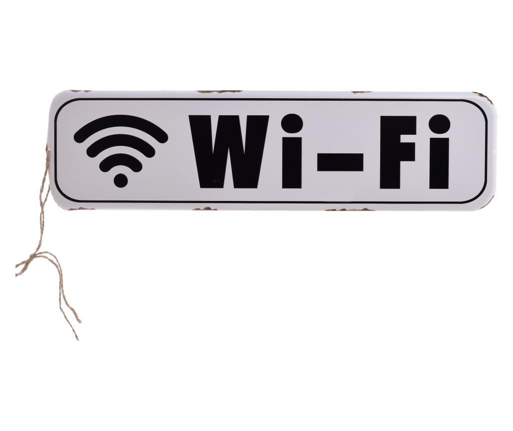 Decoratiune de perete Wi-Fi