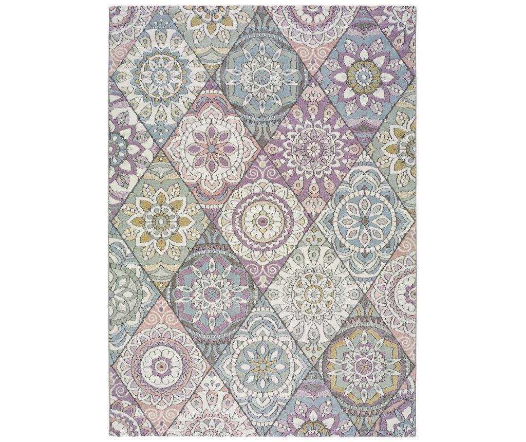 Covor Samy Multicolour 140x200 cm - Universal XXI, Multicolor imagine
