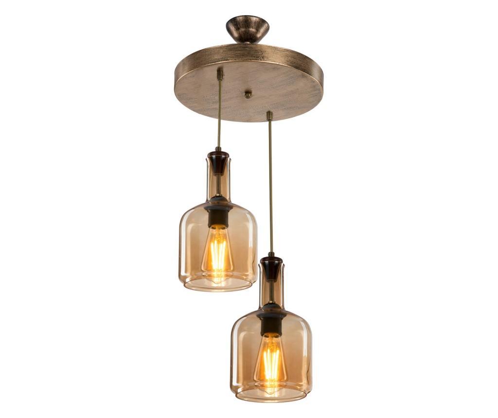 Lustra - Squid lighting, Galben & Auriu poza