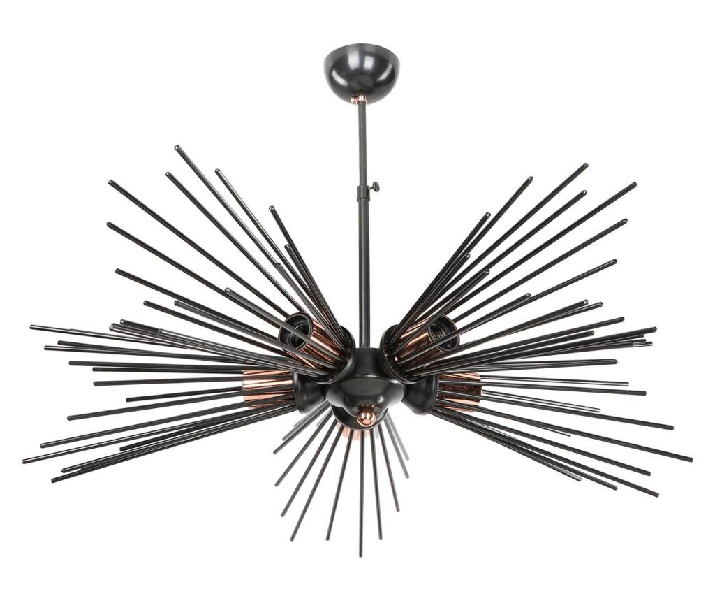 Lustra - Squid lighting, Negru imagine