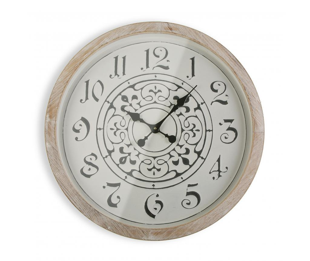 Ceas de perete - Versa, Alb