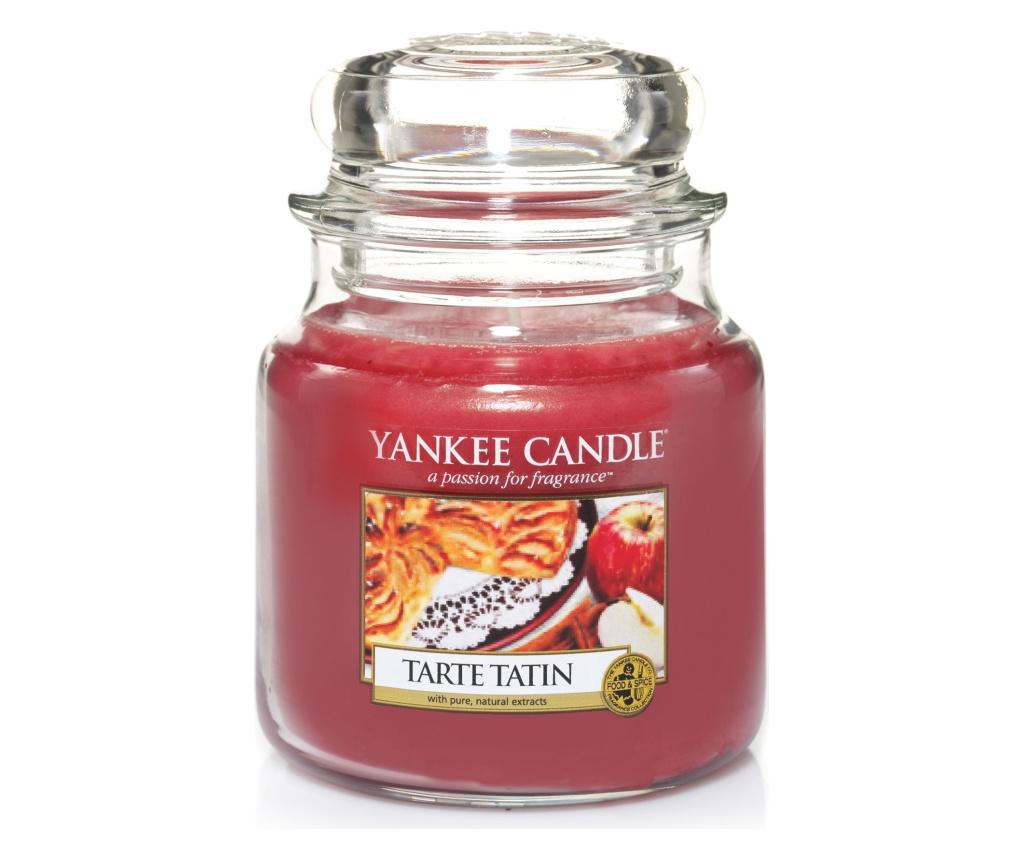 Lumanare parfumata Tarte Tatin - Yankee Candle, Multicolor poza