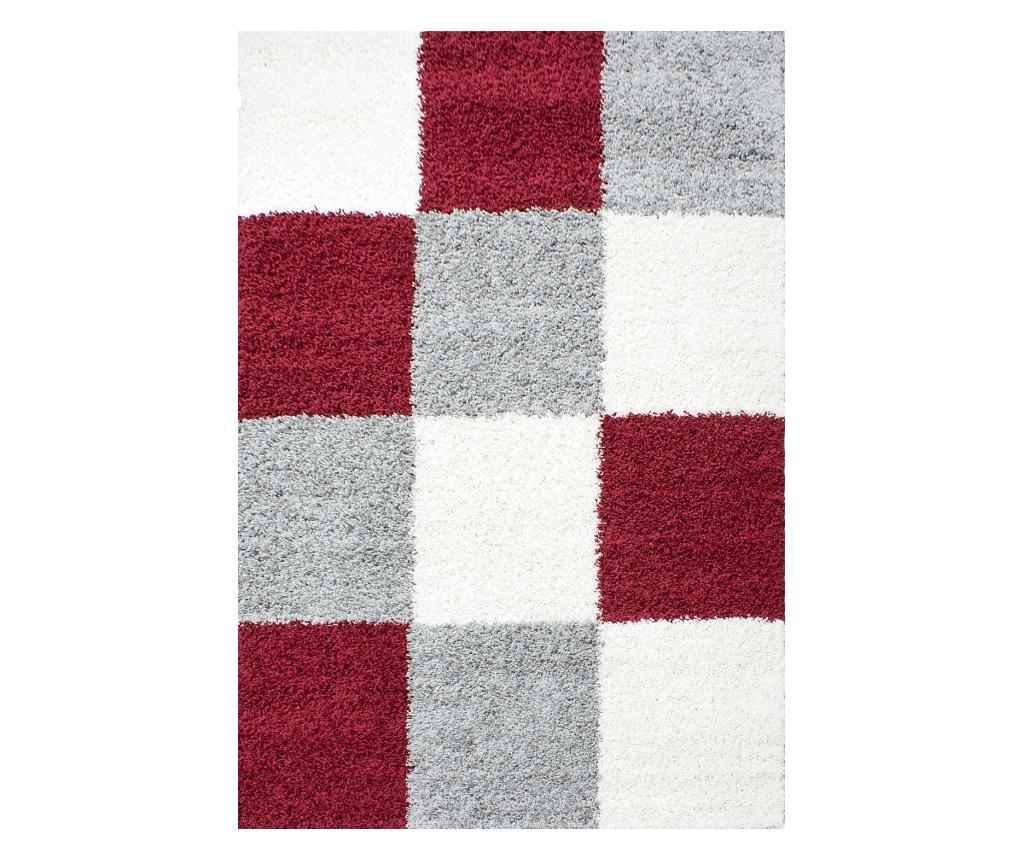 Covor Life Red 80x250 cm - Ayyildiz Carpet, Rosu vivre.ro