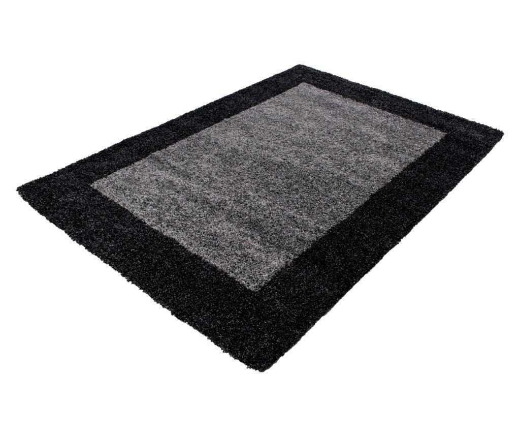 Covor Life Anthrazit 80x250 cm - Ayyildiz Carpet, Gri & Argintiu imagine