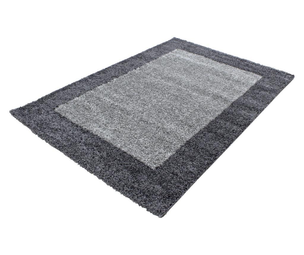 Covor Life Grey 80x250 cm - Ayyildiz Carpet, Gri & Argintiu imagine