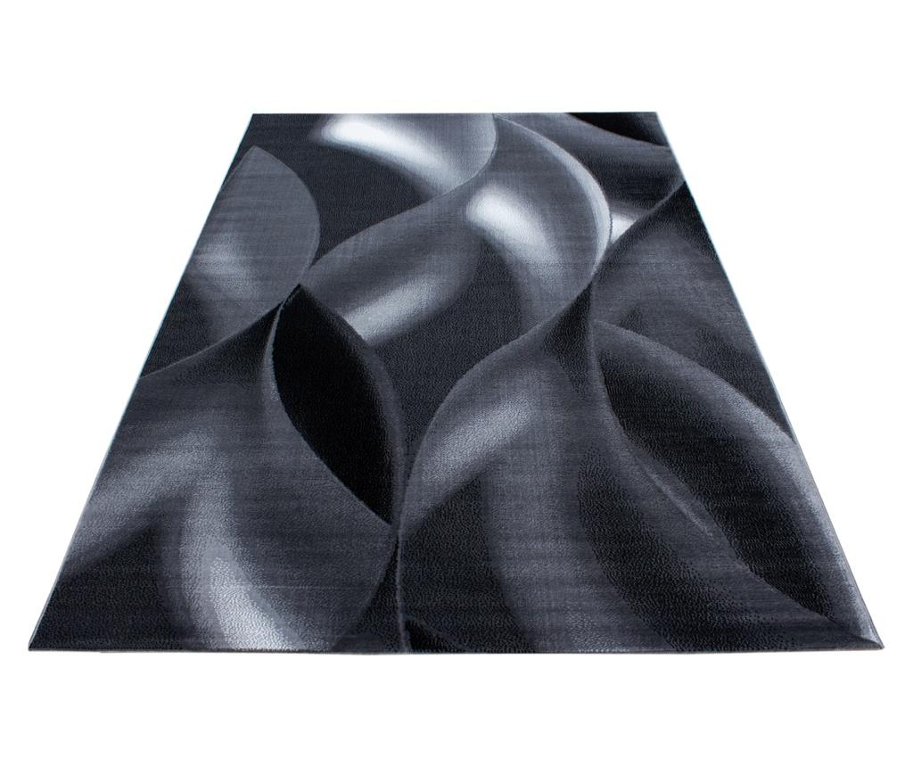 Covor Plus Black 160x230 cm