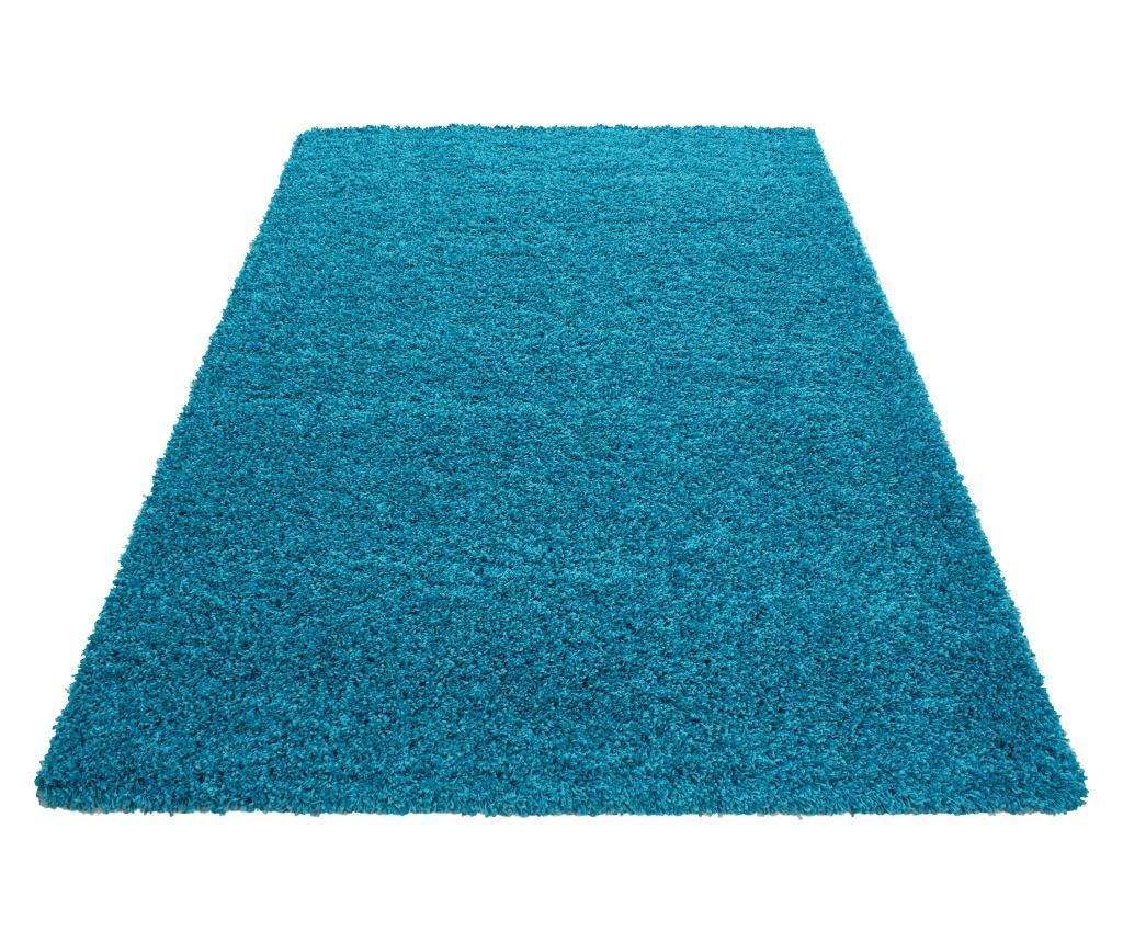 Covor Dream Turkis 60x110 cm - Ayyildiz Carpet, Albastru imagine