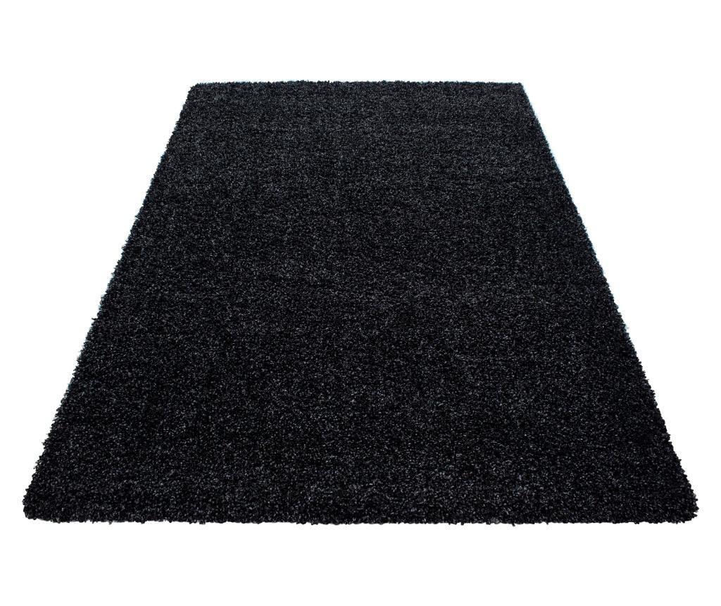 Covor Dream Anthrazit 65x130 cm - Ayyildiz Carpet, Gri & Argintiu imagine