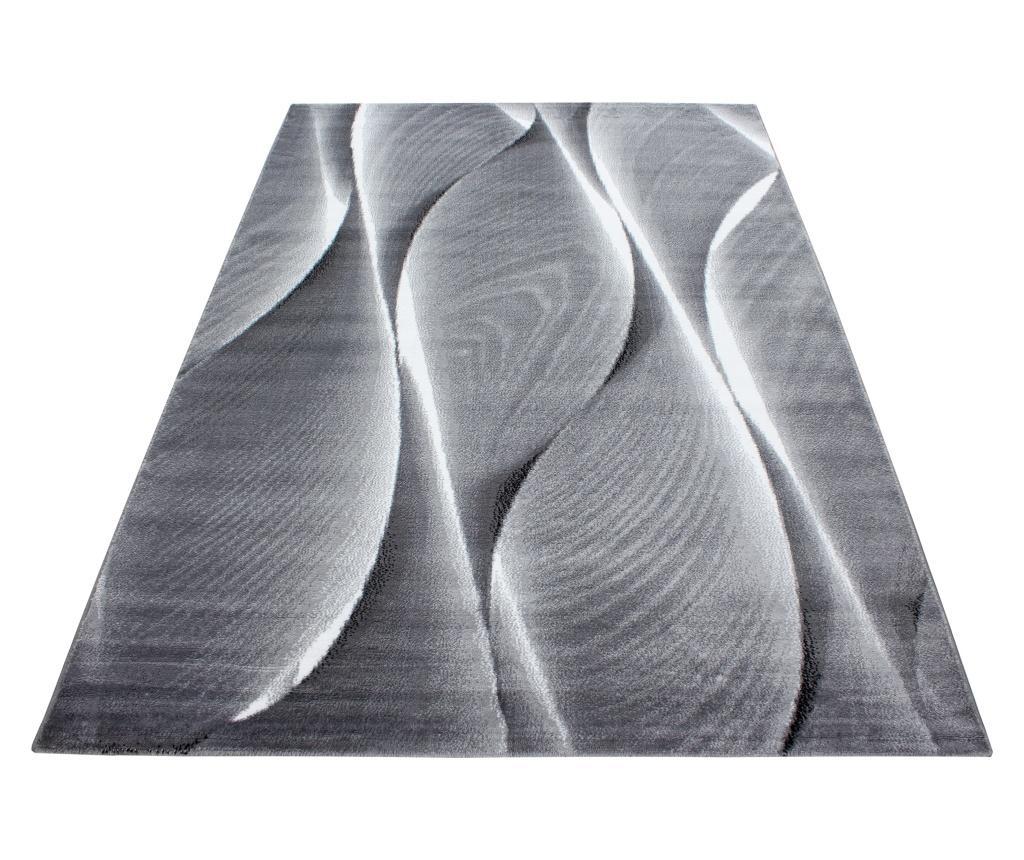 Covor Parma Black 160x230 cm - Ayyildiz Carpet, Negru imagine