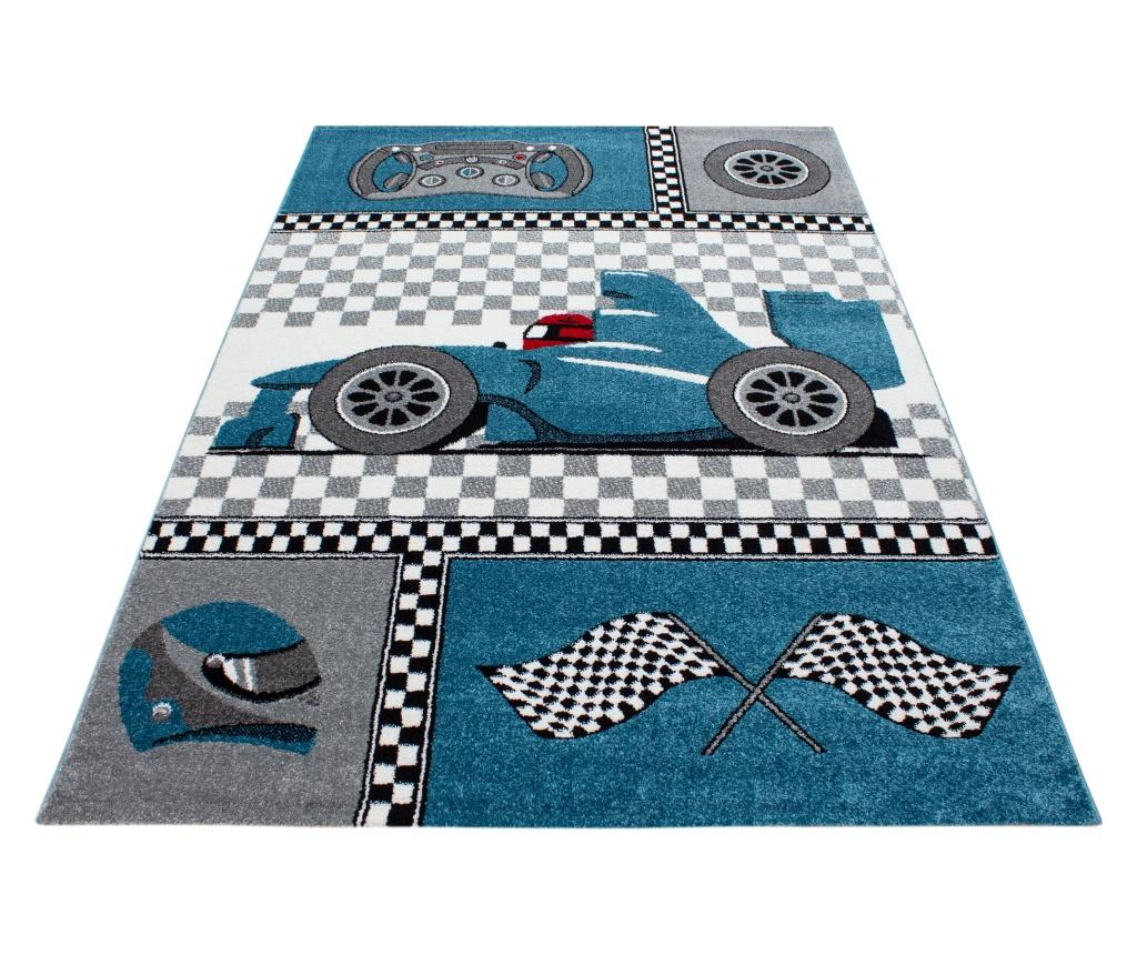 Covor Kids Blue 160x230 cm - Ayyildiz Carpet, Albastru imagine