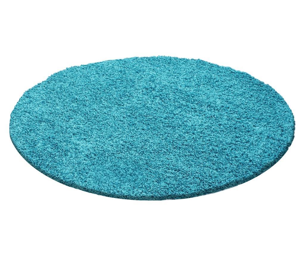 Covor Life Turkis 80x80 cm - Ayyildiz Carpet, Albastru imagine