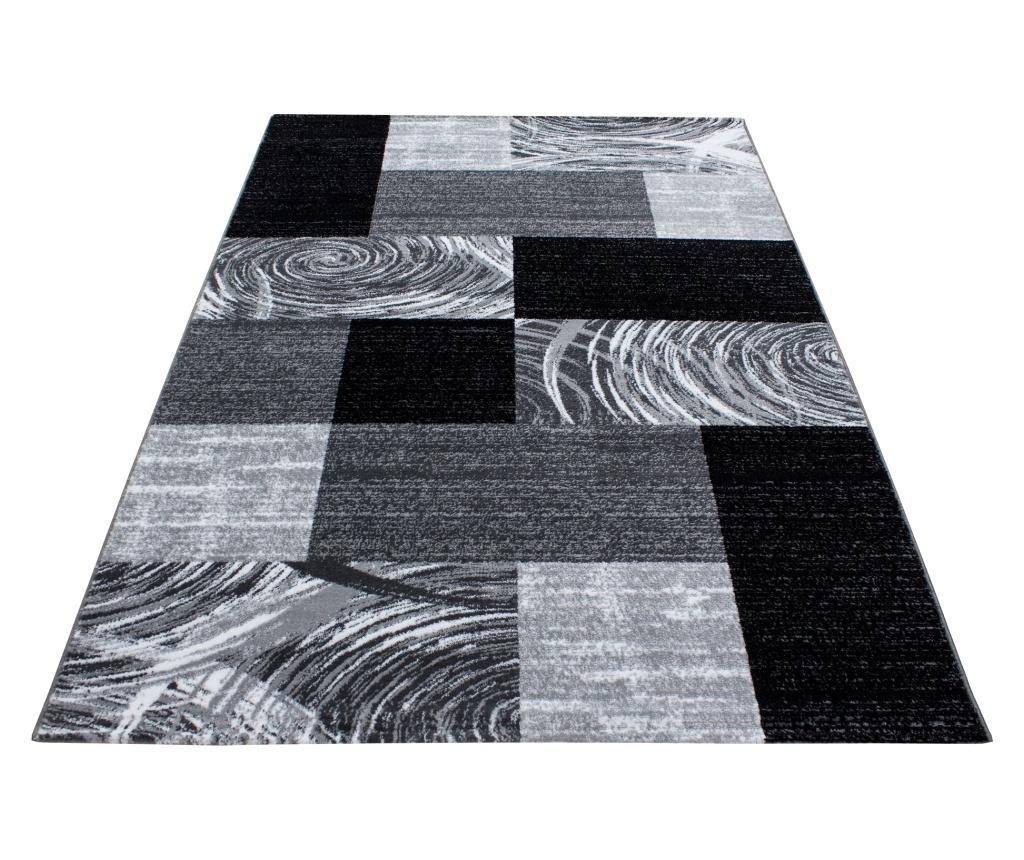 Covor Parma Black 200x290 cm - Ayyildiz Carpet, Negru imagine