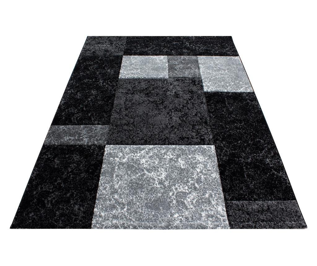 Covor Hawaii Black 80x150 cm - Ayyildiz Carpet, Negru imagine