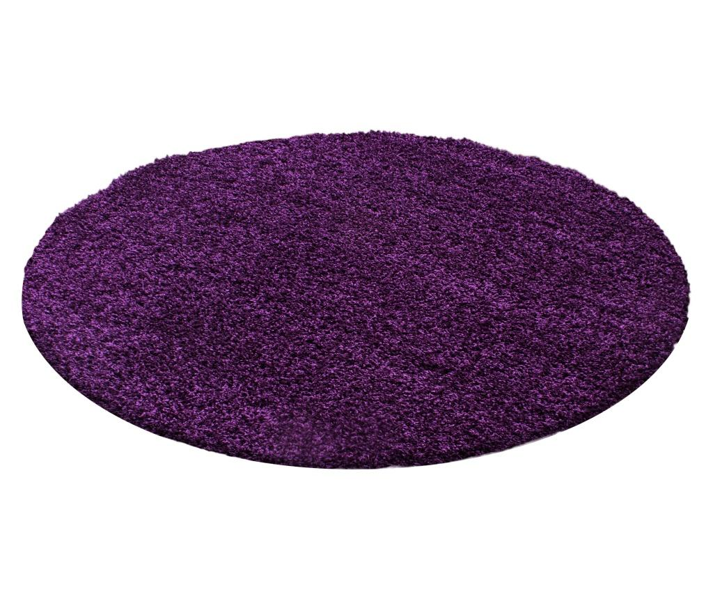 Covor Life Lila 160x160 cm - Ayyildiz Carpet, Mov imagine