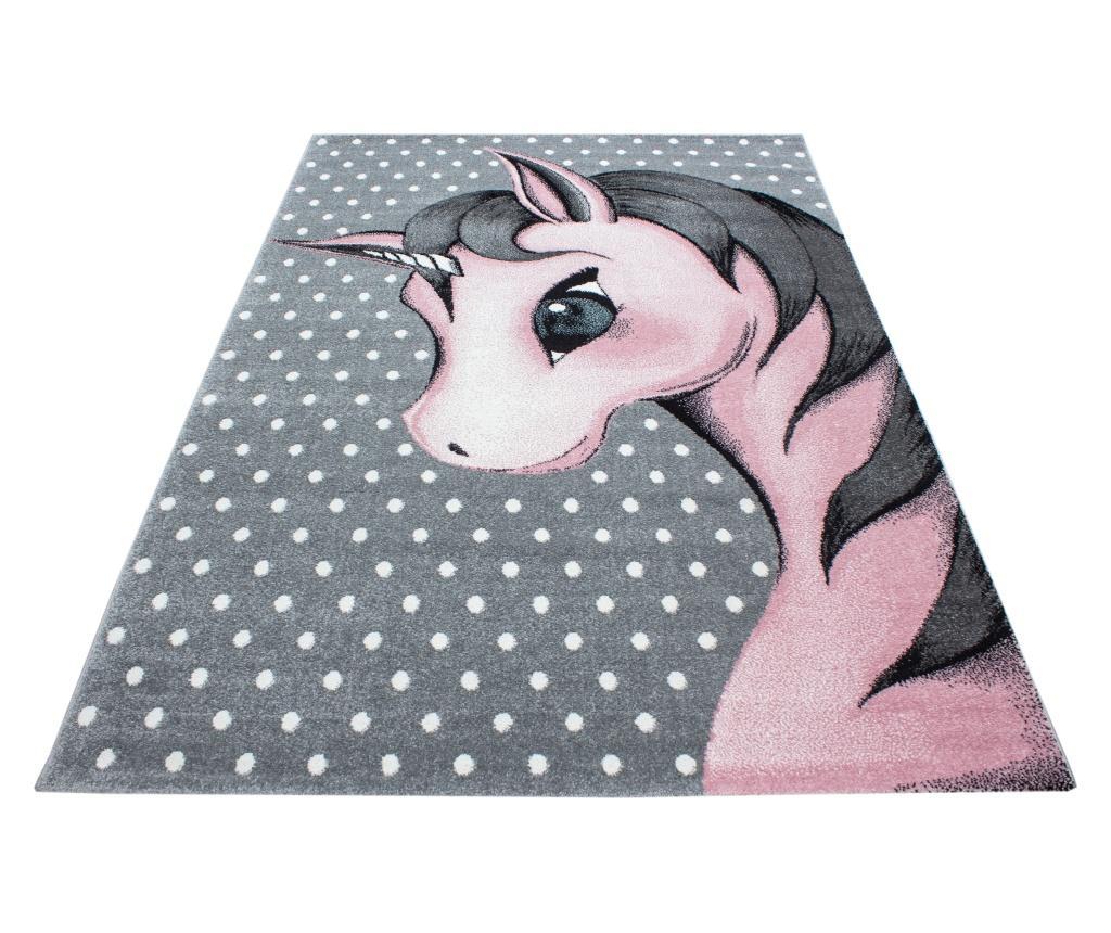 Covor Kids Pink 80x150 cm - Ayyildiz Carpet, Roz poza