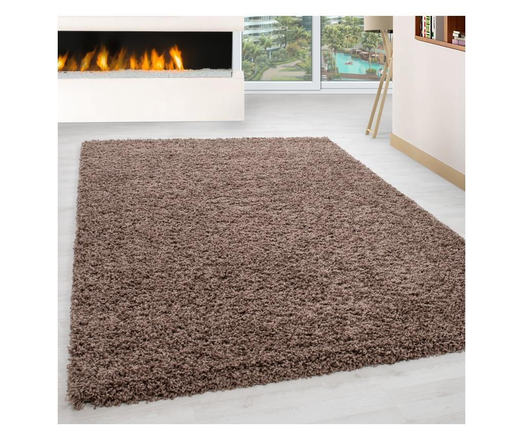 Covor Life Mocca 100x200 cm - Ayyildiz Carpet, Maro imagine