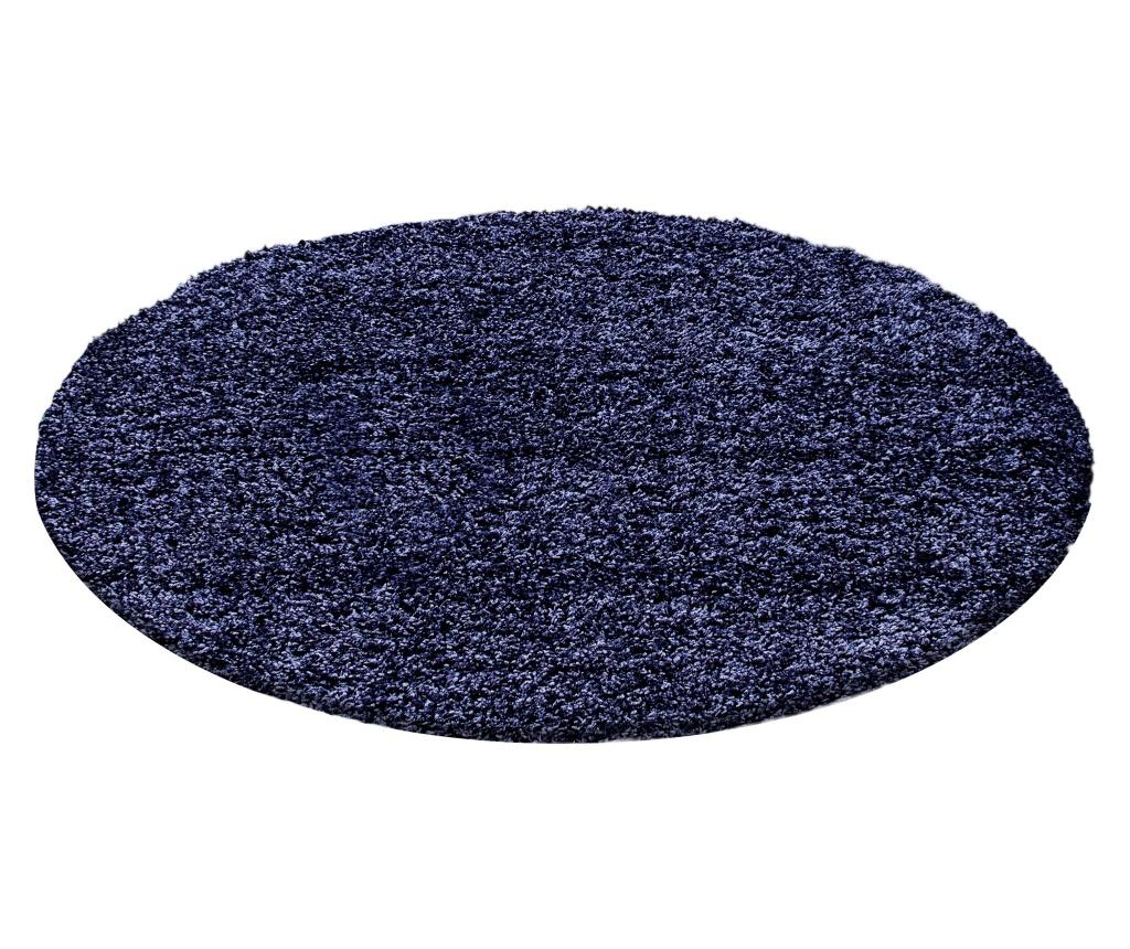 Covor Life Navy 200x200 cm - Ayyildiz Carpet, Albastru imagine