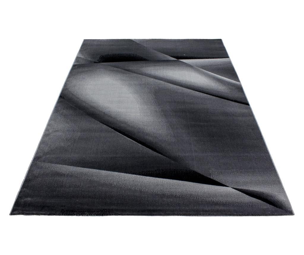 Covor Miami Black 80x300 cm - Ayyildiz Carpet, Negru imagine