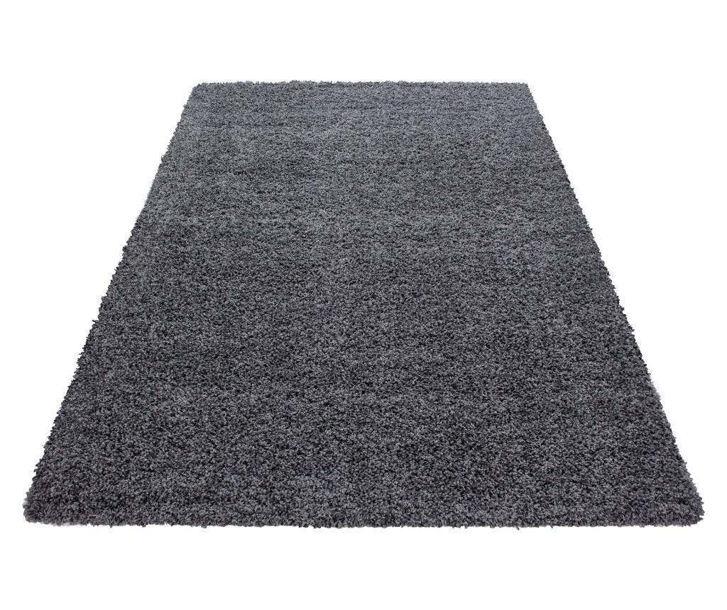 Covor Dream Grey 160x230 cm - Ayyildiz Carpet, Gri & Argintiu poza
