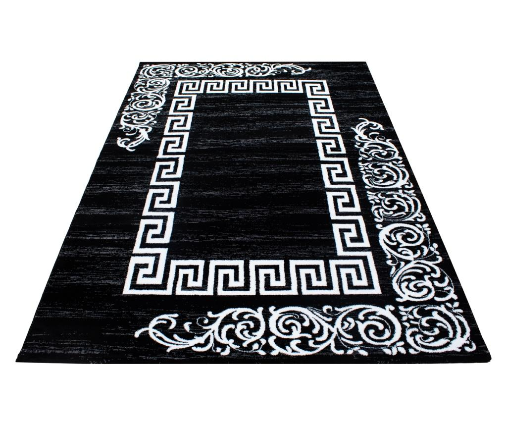 Covor Miami Black 80x300 cm - Ayyildiz Carpet, Negru imagine