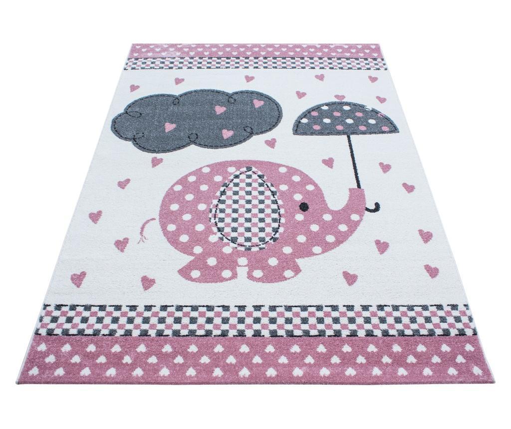 Covor Kids Pink 120x170 cm - Ayyildiz Carpet, Roz imagine