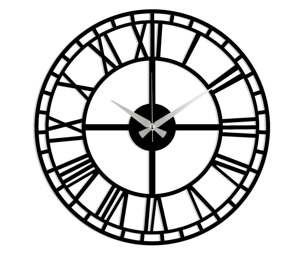 Ceas de perete - Tanelorn, Negru imagine