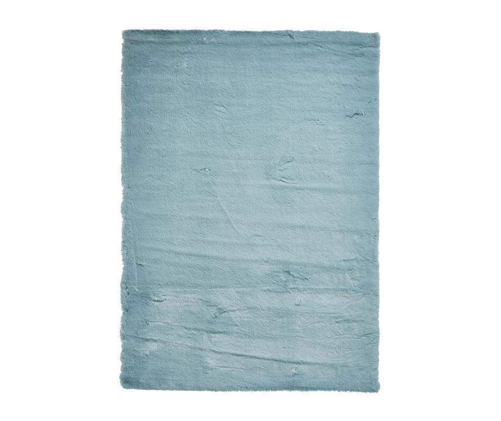 Covor Teddy 60x120 cm - Think Rugs, Albastru