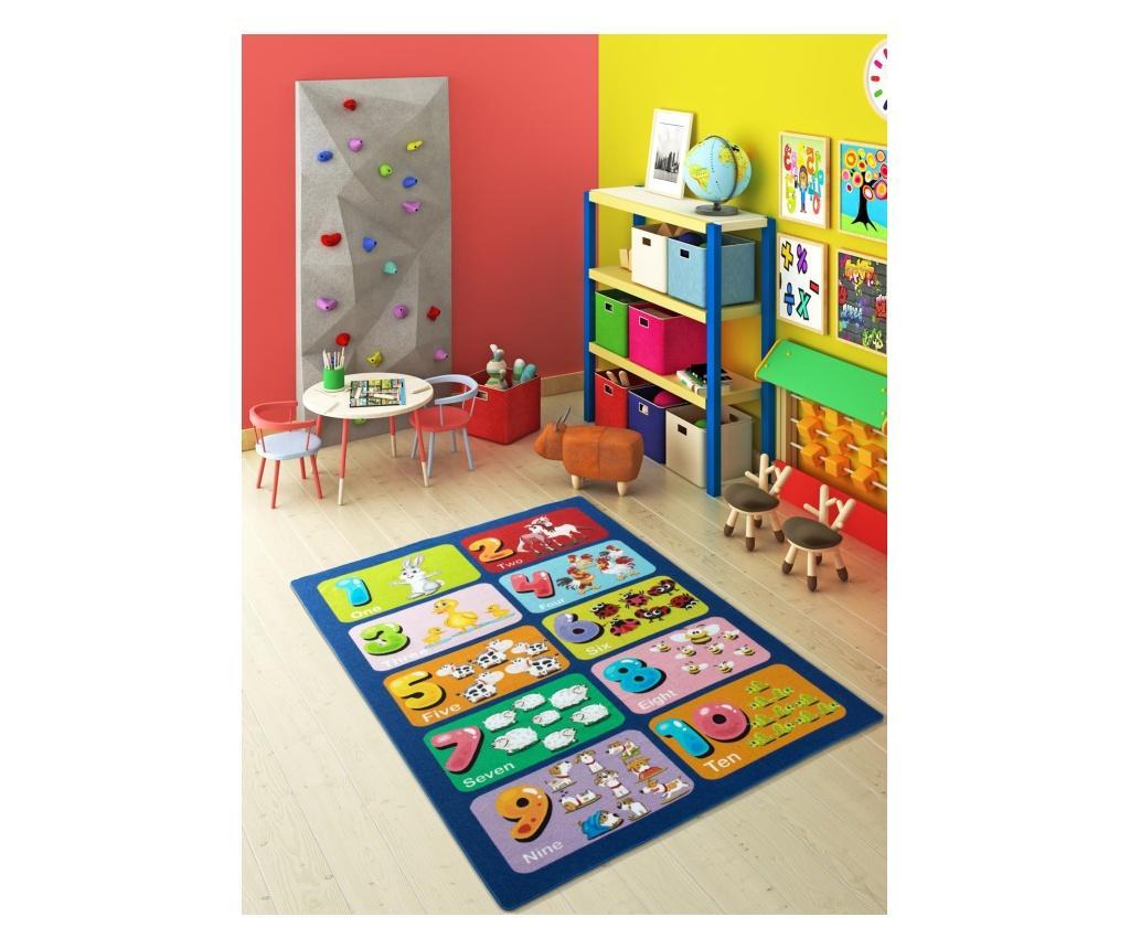 Covor 200x290 cm - Confetti, Multicolor imagine