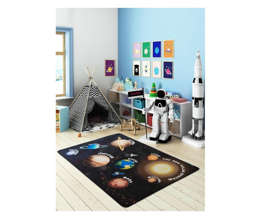 Covor 100x150 cm - Confetti, Multicolor imagine