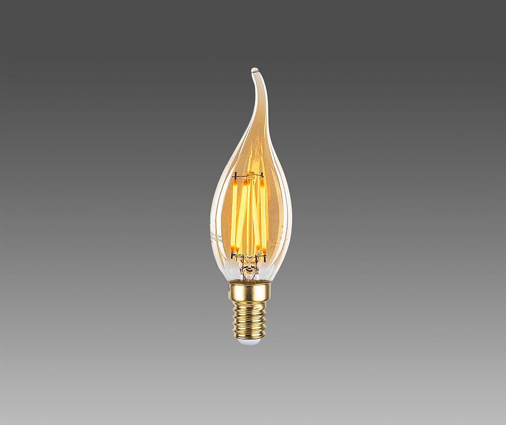 Bec cu LED - Opviq, Galben & Auriu