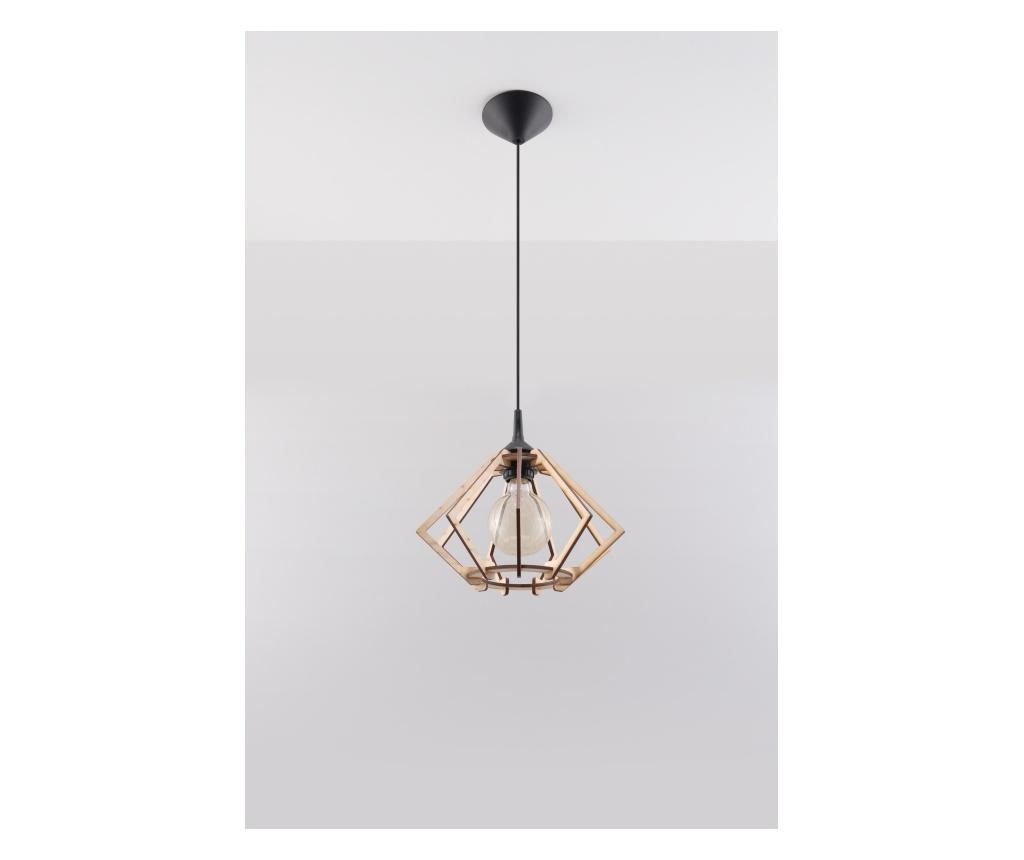 Lustra Toranja - Nice Lamps, Negru poza