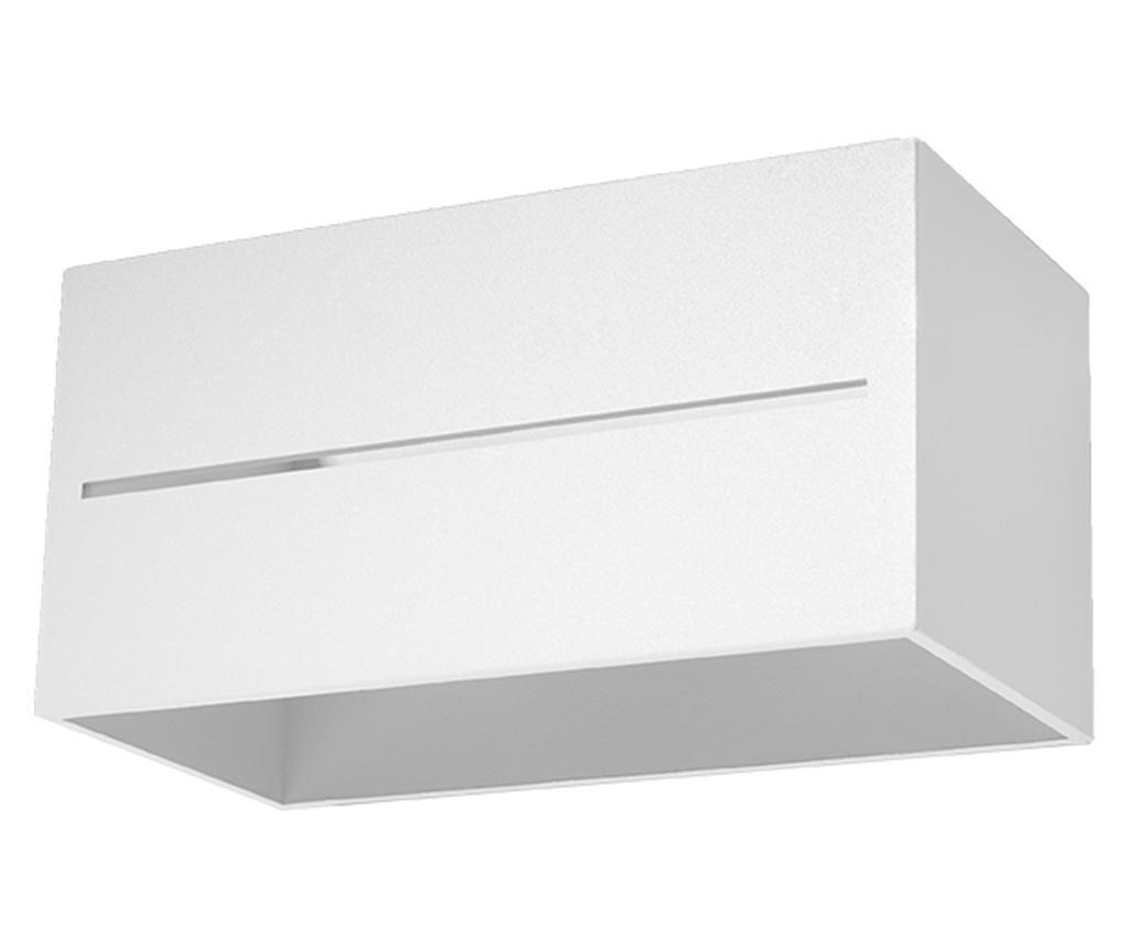 Aplica de perete Lorum Maxi White - Nice Lamps, Alb imagine
