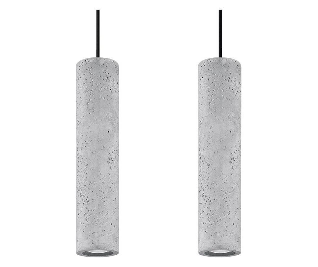 Lustra Fadre 2 - Nice Lamps, Negru poza noua