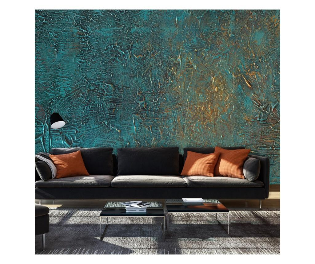 Tapet Azure Mirror 280x400 cm - Artgeist, Multicolor vivre.ro