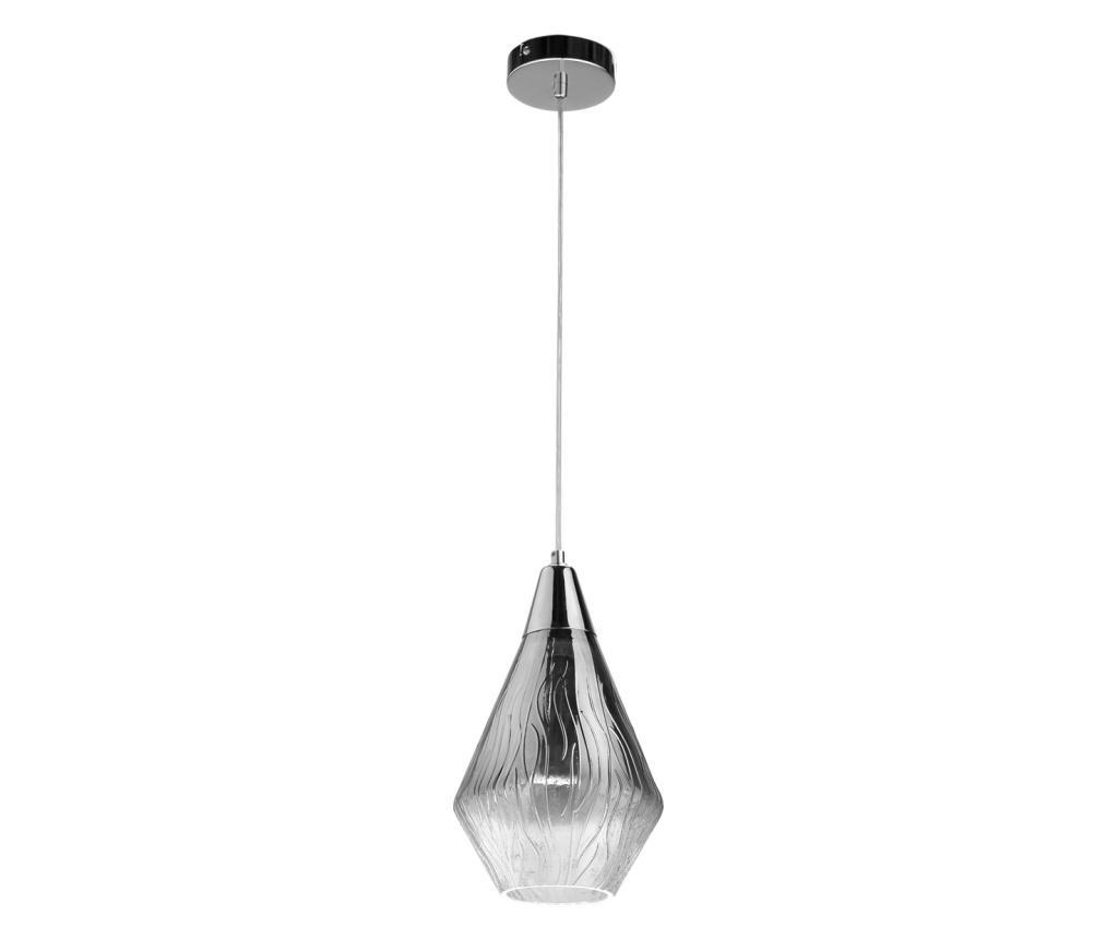 Lustra Chianti Chrome - Classic Lighting, Gri & Argintiu poza