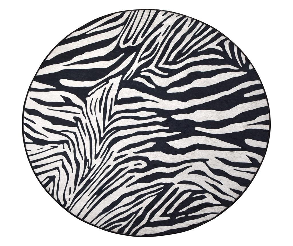 Covor Zebra 100 cm