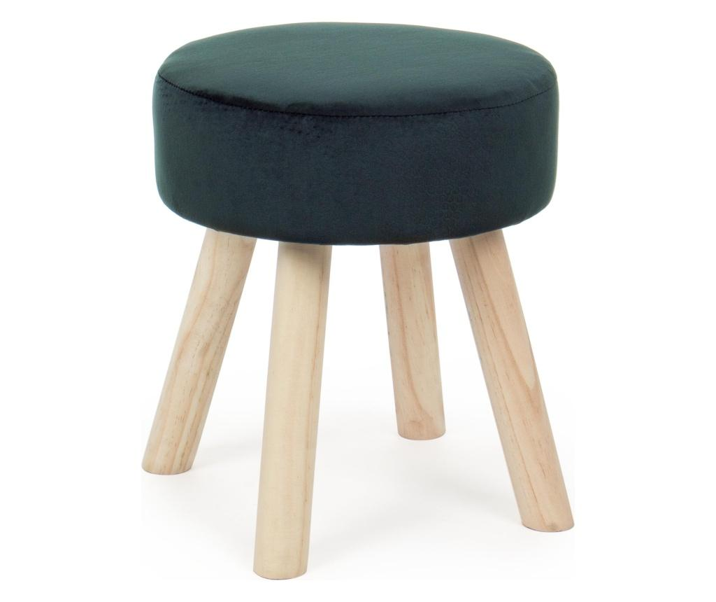 Taburet Stormi Green - Bizzotto, Verde imagine
