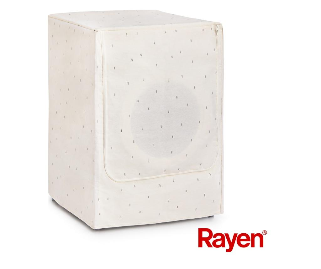 Husa pentru masina de spalat - Rayen, Alb imagine