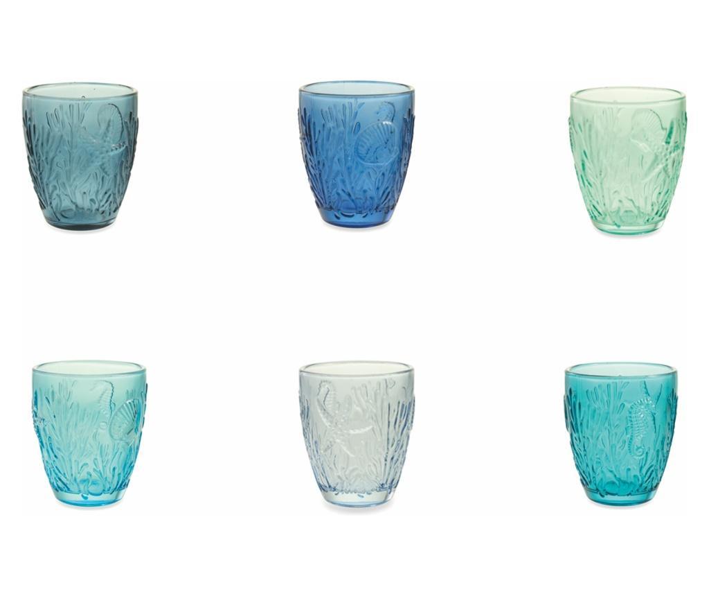 Set 6 pahare pentru apa Pantelleria 230 ml imagine